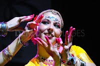 indian classical dance in madrid by the dance troupe organised by Sohinimoksha